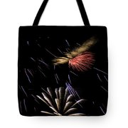 Fireworks Fun 2 Tote Bag