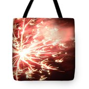 Fireworks In Texas 2 Tote Bag
