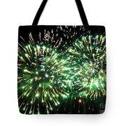 Fireworks Number 4 Tote Bag