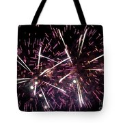 Fireworks Number 5 Tote Bag
