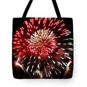 Fireworks Number 6 Tote Bag
