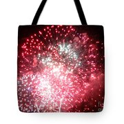 Fireworks Number 7 Tote Bag