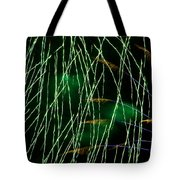 Fireworks Up Close Tote Bag
