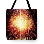 Fireworks_1591 Tote Bag