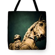 First And Foremost Tote Bag