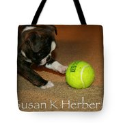 First Ball Tote Bag