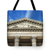 First Bank Of The Usa Tote Bag