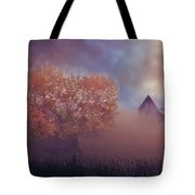 First Day Of Fall  Tote Bag
