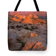 First Light On Little Cut Tote Bag