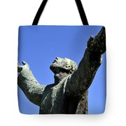 First Mass Tote Bag