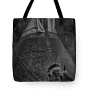 First Nation Station  Tote Bag