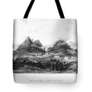 First Opium War, 1841 Tote Bag
