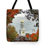First Parish Church Tote Bag