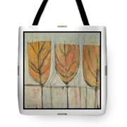 First Snow Graphic Tote Bag