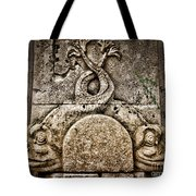 Fish Astrology Tote Bag