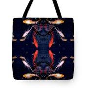 Fish Ballet Tote Bag