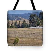 Fish Creek Valley Tote Bag