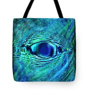 Fish Eye Tote Bag