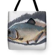 Fish Mount Set 04 C Tote Bag