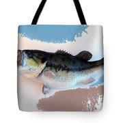 Fish Mount Set 07 B Tote Bag