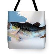 Fish Mount Set 07 C Tote Bag