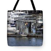 Fish Shack Tote Bag