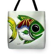 Fish Study 2 Tote Bag