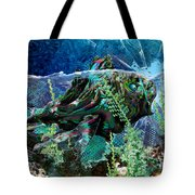 Fish Trouble Tote Bag