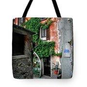 Fisherman's Isle Italy Tote Bag