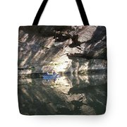 Fishin On The Little Sandy Tote Bag