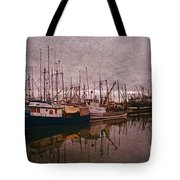 Fishing Boats Of Steveston-ca Tote Bag