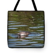Fishing For Breakfast Tote Bag