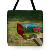 Fishing Lure Mailbox 1 Tote Bag