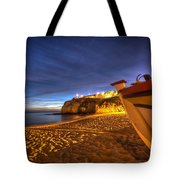 Fishing Night Off Tote Bag