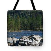Fishing Spot Tote Bag
