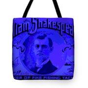 Fishing Tackle Maker Tote Bag