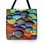 Fishy Bubbles Tote Bag