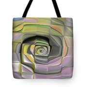 Fit Into The Box Tote Bag