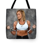 Fitness 8 Tote Bag