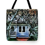 Five Gables Inn Of St Michaels Tote Bag