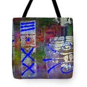 Five Views... Same Truth Tote Bag