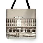 Flagship Hotel Tote Bag