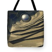 Flakes Of Gold Tote Bag