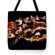 Flamboyant Cuttlefish Tote Bag