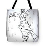 Flamenco Dance - Spain Tote Bag
