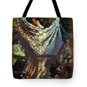Flamenco Series No 1 Tote Bag