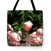 Flamigo Gathering Tote Bag