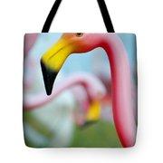 Flamingo 1 Tote Bag