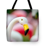 Flamingo 3 Tote Bag