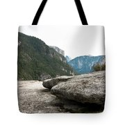 Flattop Rock Yosemite Tote Bag